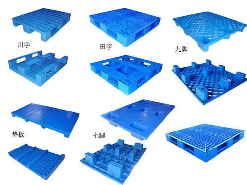 Plastic tray production process